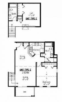 14E - Two Bedroom